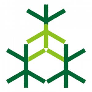 Jinken-no-Mori Logo